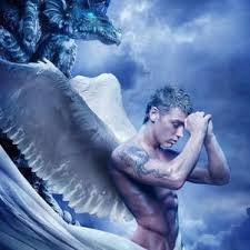 ange prière